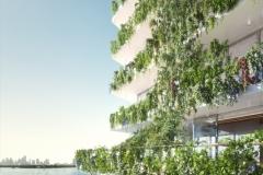 Monad Terrace - Climbing Garden